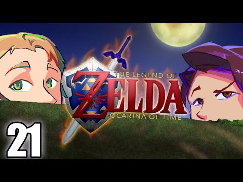 The Legend Of Zelda Ocarina Of Time: Title Missing, Help - EPISODE 21 - Friends Without Benefits