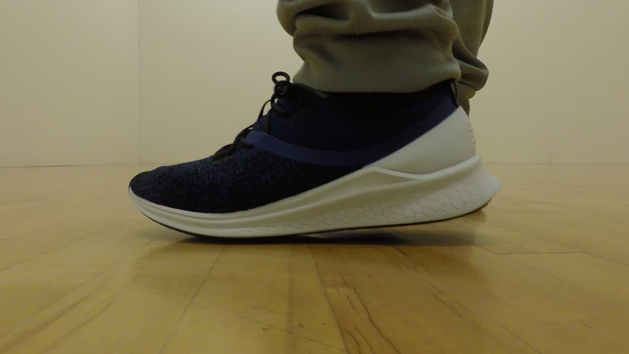 1e9b4a1960  ShoeReview New Balance Fresh Foam Lazr Nations First Impresion Review next  week