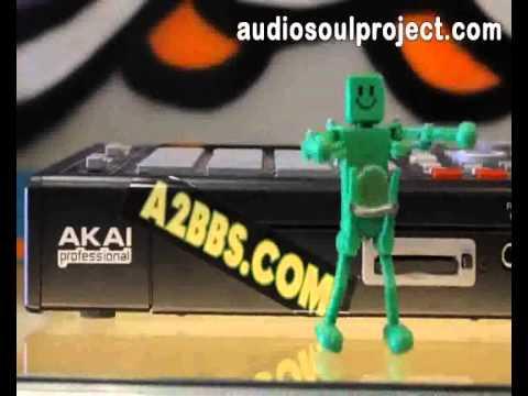 AUDIO SOUL PROJECT - Never Go Away (Mazel Source remix).wmv