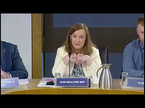 Culture, Tourism, Europe and External Relations Committee - Scottish Parliament: 23rd February 2017