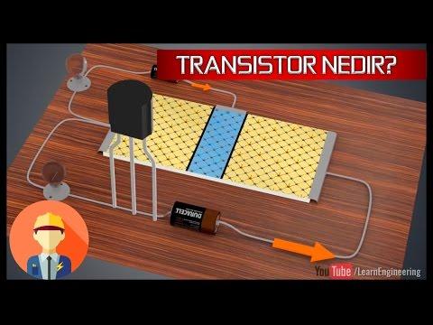 Transistör Nedir? Nasıl Çalışır?