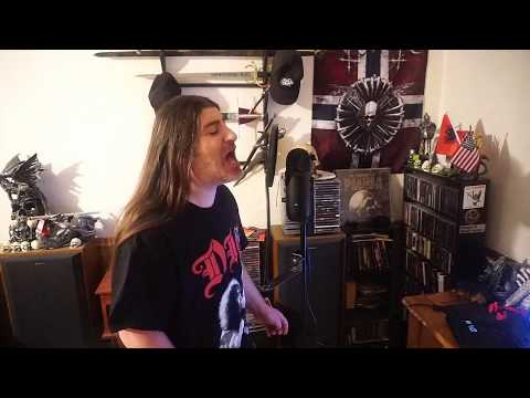 """Europe """" I'll cry for you """" feat.Hammer Head ( collaboration cover )"""