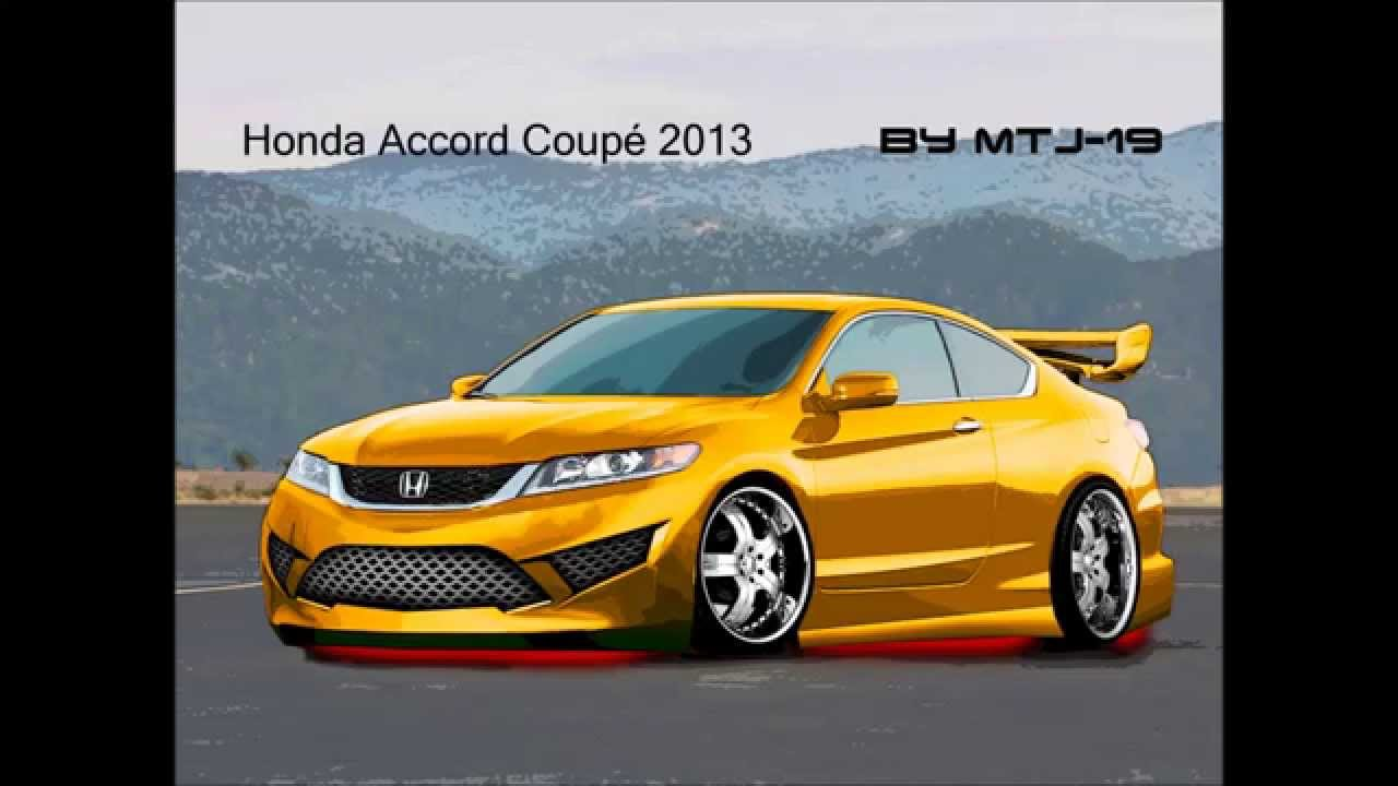tuning virtual 2014 honda accord coup 2013 youtube. Black Bedroom Furniture Sets. Home Design Ideas