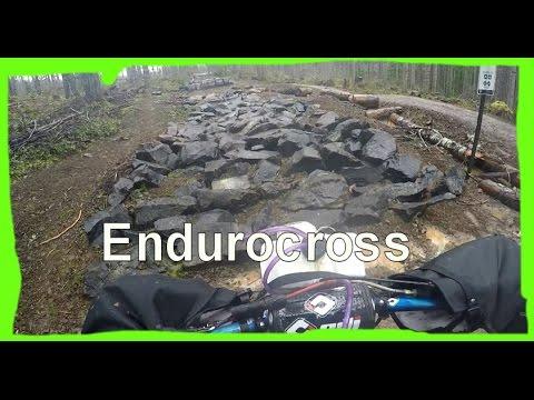 Dirtbike Riding: S2 E18 - Maico 660 Endurocross Rocks!