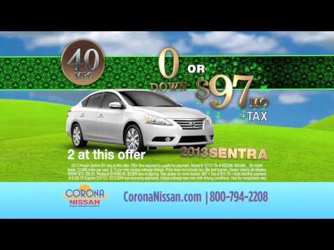 """Corona Nissan """"St. Patrick's Day"""" Spot"""