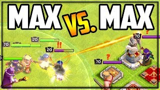 Baixar MAX vs. MAX Town Hall 13 Villages CLASH in Clash of Clans!