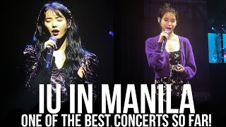 U   Love Poem in Manila   ONE OF THE BEST CONCERTS EVER