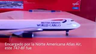 Video Herpa 523165 Boeing 747-8F British Airways World Cargo download MP3, 3GP, MP4, WEBM, AVI, FLV Juni 2018