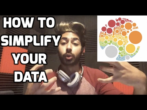 How To Simplify Your Dataset Easily (LIVE)
