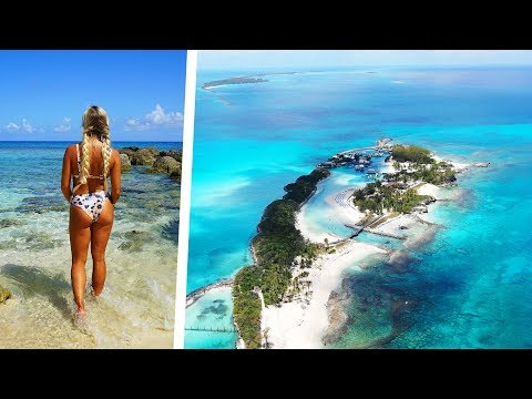 Blue Lagoon Island Excursion in Nassau, Bahamas