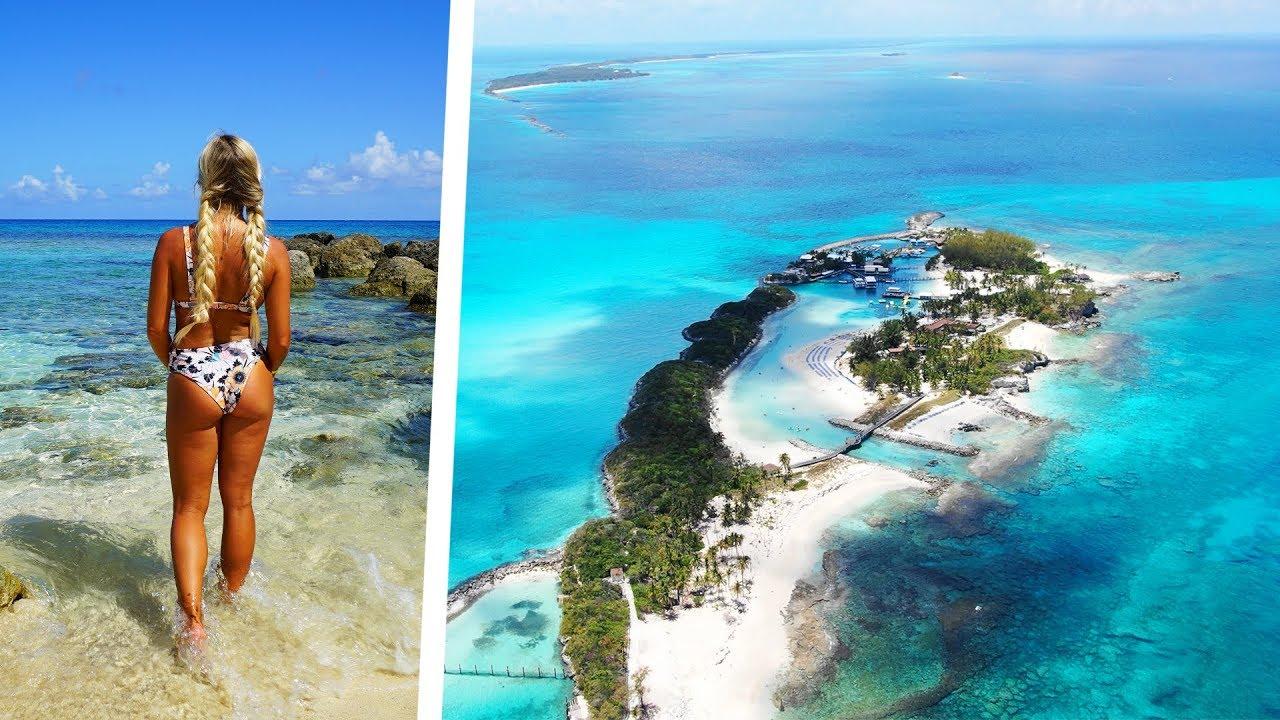 Blue Lagoon Island Excursion In Nassau Bahamas