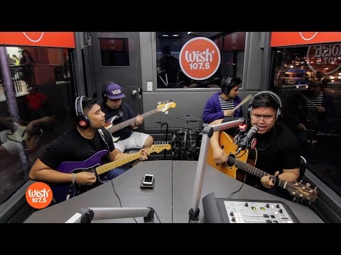 Agsunta covers 'Wag na 'Wag Mong Sasabihin (Kitchie Nadal) LIVE on Wish 107.5 Bus