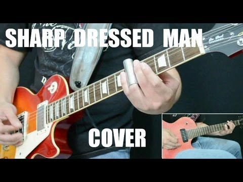 ZZ Top - Sharp Dressed Man (Cover)
