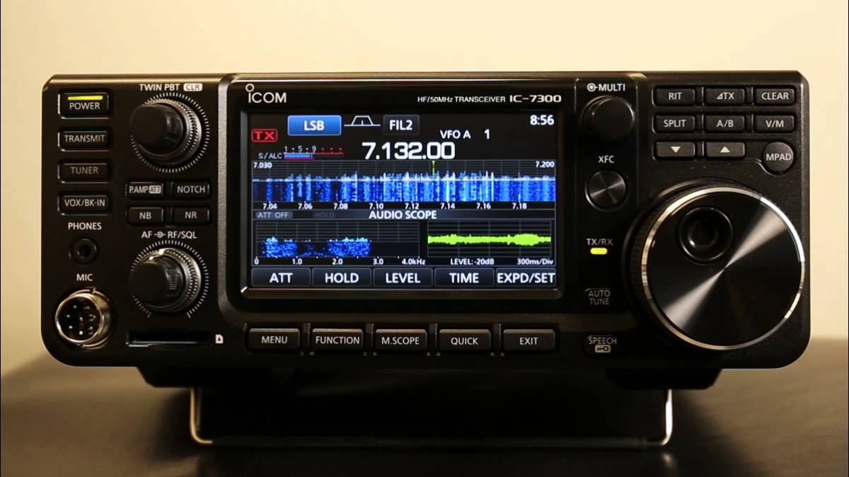 New IC-7300 Videos