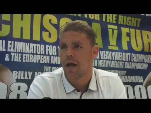 "Billy Joe Saunders: ""My Dad Would Beat Me with a Chain if I Didn't Beat Chris Eubank Jr """