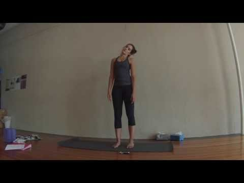 Forrest Yoga Basic Moves