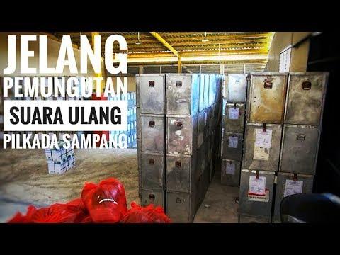 Jelang Pemungutan Suara Ulang Pilkada Sampang - NET. JATIM