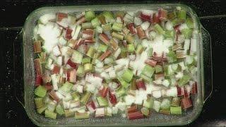 Mass Appeal Rhubarb Salsa & Cake