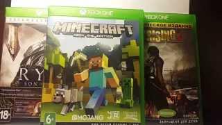 Мои игры на Xbox one .часть 1