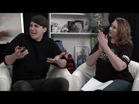 "The Guild Wars 2 7-Second Challenge with Dan ""danisnotonfire"" Howell!"