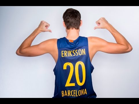 Marcus Eriksson on fire from downtown
