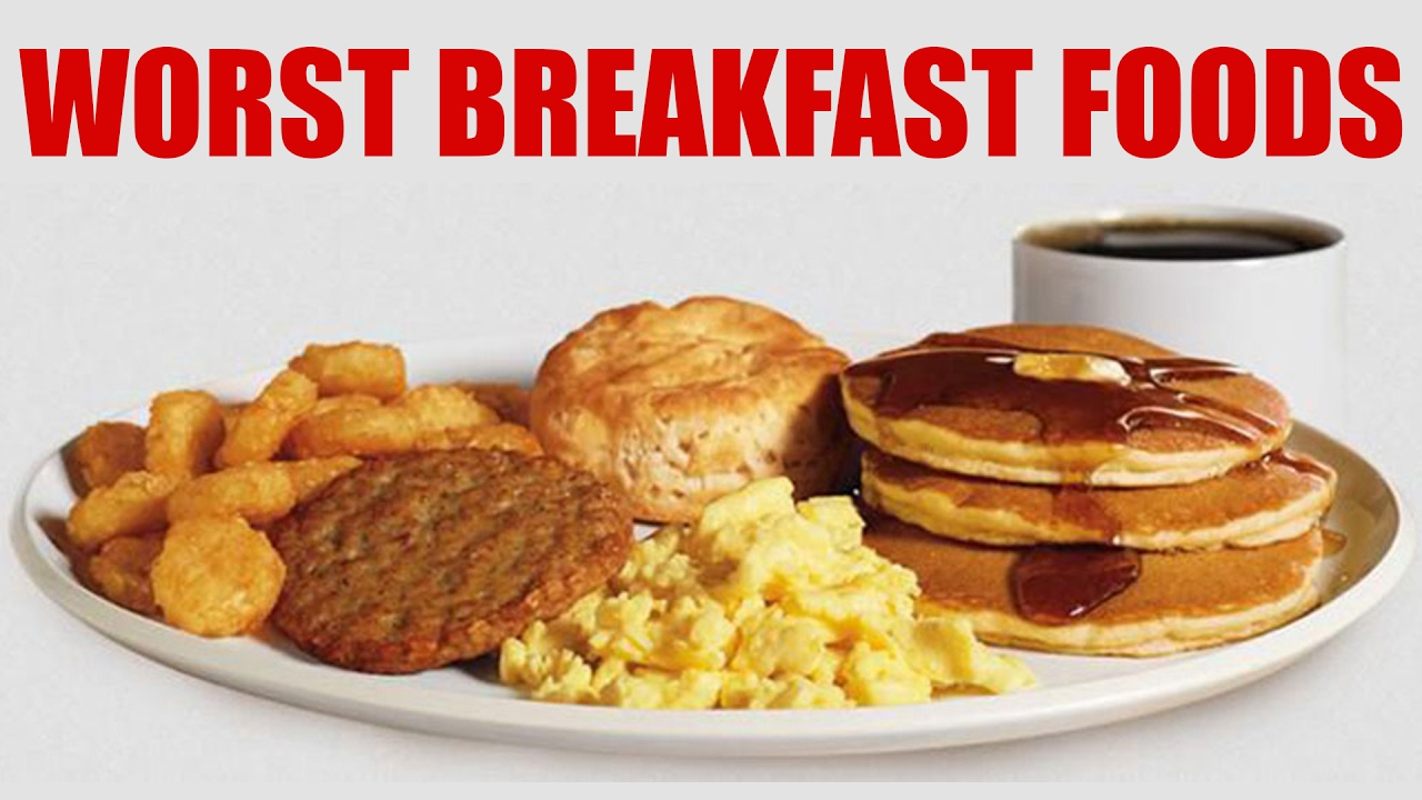 What Is The Healthiest Foods To Eat For Breakfast