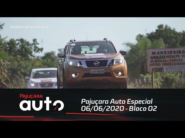 Pajuçara Auto Especial 06/06/2020 - Bloco 02