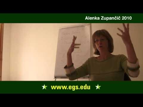 Alenka Zupancic. Nietzsche and Ethics. 2010