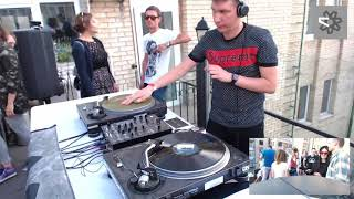 ROOF DNB ONLY VINYL