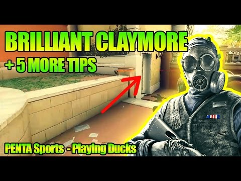6 Pro Tips on Consulate and Oregon from PENTA-Playing Ducks | Rainbow Six Siege guide, tips & tricks