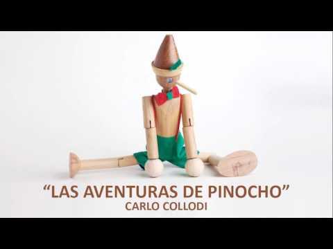 Las aventuras de Pinocho,  Carlo Collodi