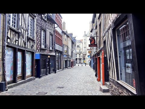 Rennes, France - Ville, city tour, guide, visit , travel, to