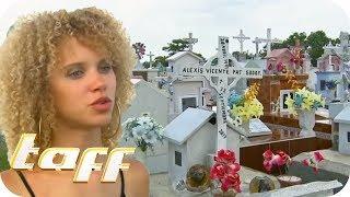 Picknick & Tequila für Taynara auf dem Friedhof - Normal in Mexiko? 3/5 | taff | ProSieben