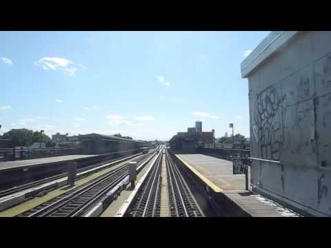 Onboard R62A 2081 - Full Manhattan Bound 7 Line RFW