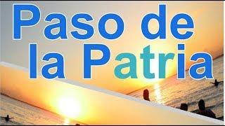 PASO de la PATRIA