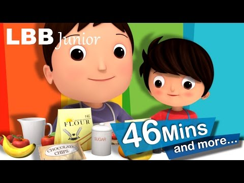 Cooking Song | And Lots More Original Songs | From LBB Junior!