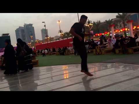 Dancers, Crazy travel to Riyadh (Saudi Arabia)