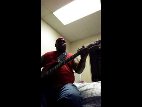 Lady cab driver by Prince bass cover