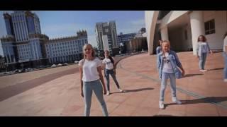 "HIP HOP CHOREO by DH STUDIO song :МОНАТИК ""КРУЖИТ"""