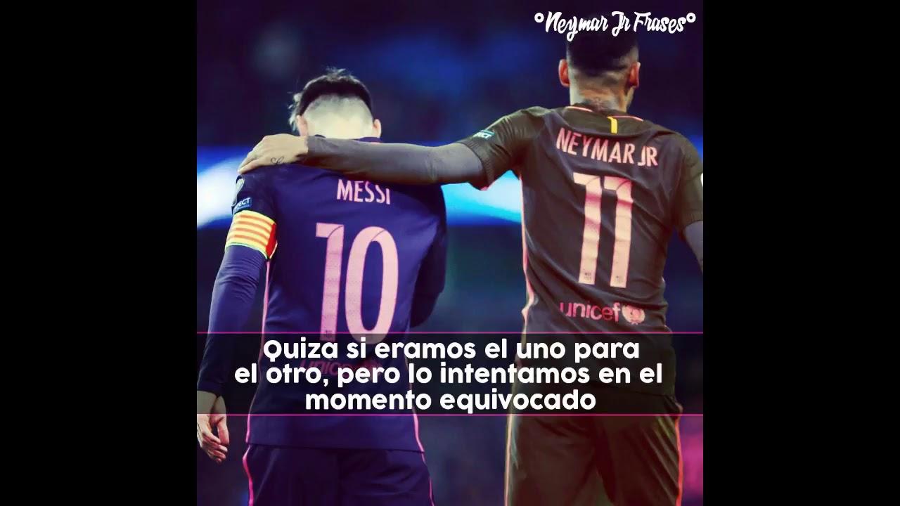 Las Mejores Frases De Fútbol De Messi Y Neymar Like Y