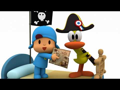 LETS GO POCOYO season 3   30 MINUTES cartoons for children 8