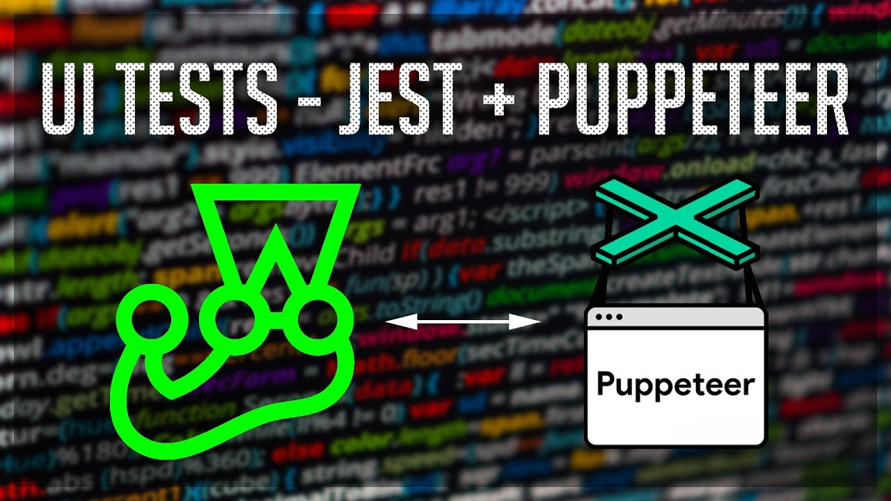 UI Testing with Jest & Puppeteer – Part 2 | Coding Videos