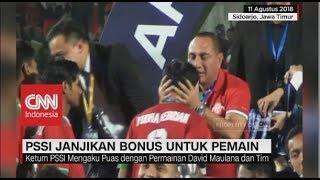 Indonesia Juara Piala AFF U-16, PSSI Janjikan Bonus