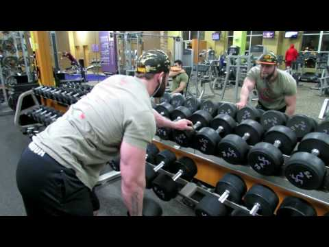 Back Workout With Chris Chilton