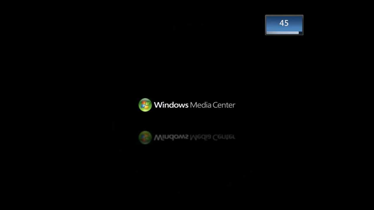 Windows Vista Media Center Intro - YouTube