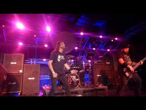 Flotsam and Jetsam - @ The Hard Rock Cafe, Las Vegas,  Feb 28th, 2013