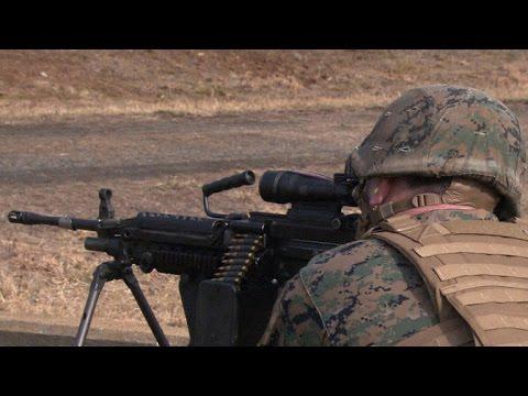 The Marines' Firepower Of Choice