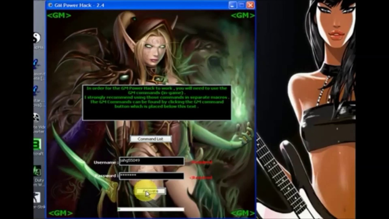 Download Free Software World Of Warcraft Damage Hack 2.4.3