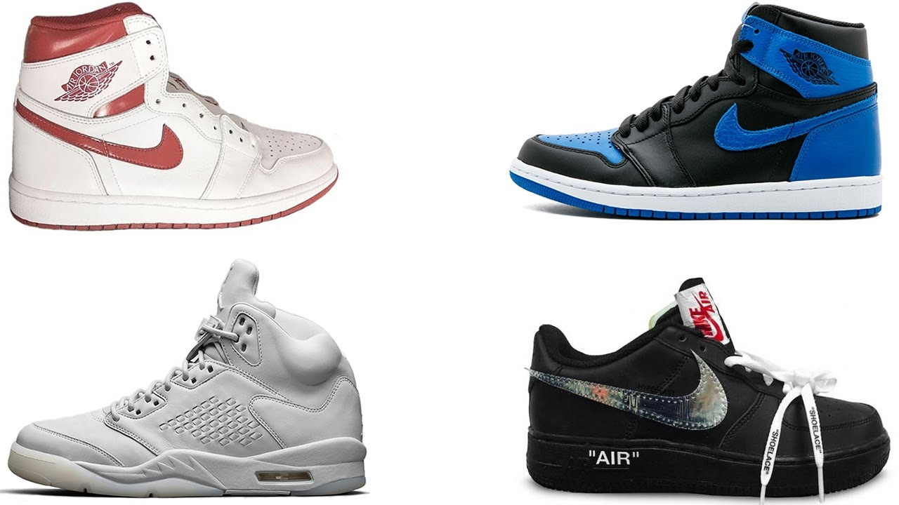 le dernier f29ac 59d50 Air Jordan 1 FLIGHT GUY, Jordan 1 OG Metallic Red, Off-White AF1 and More