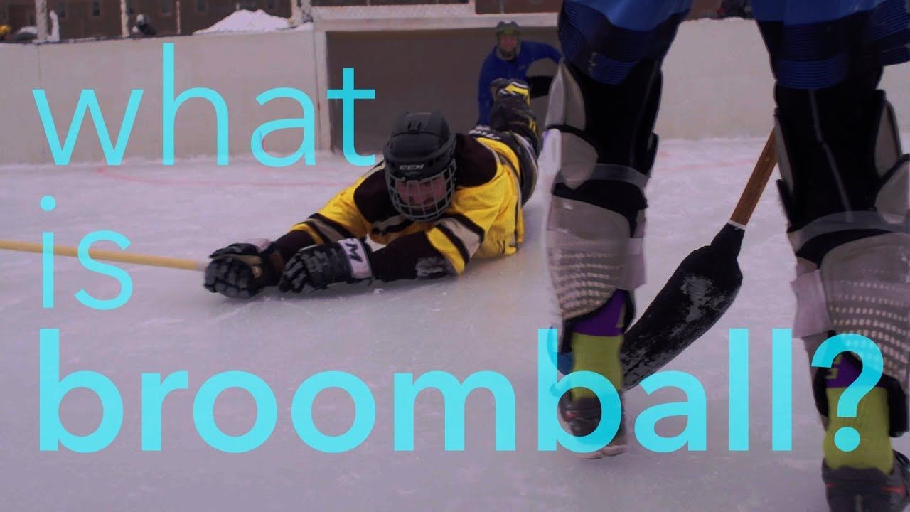 Preview image for What is broomball? video